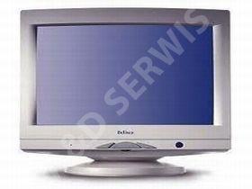 A&D Serwis naprawa monitorów CRT firmy Belinea.