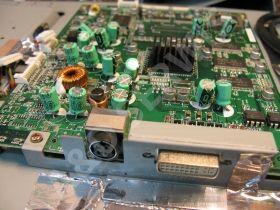 A&D Serwis naprawa monitorów Belinea, naprawa płyt głównych.