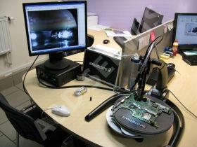 A&D Serwis Endoskopowa Inspekcja Komponentów BGA.